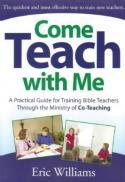 Come teach with me