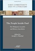 The people beside Paul : the Philippian assembly and history from below