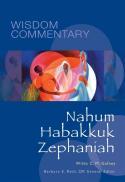 Nahum, Habakkuk, Zephaniah (Wisdom commentary ; v. 38)