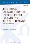 "The price of partnership in the letter of Paul to the Philippians : ""make my joy complete"""