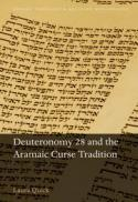 Deuteronomy 28 and the Aramaic curse tradition