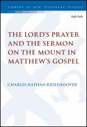 The Lord's prayer and Sermon on the mount in Matthew's gospel